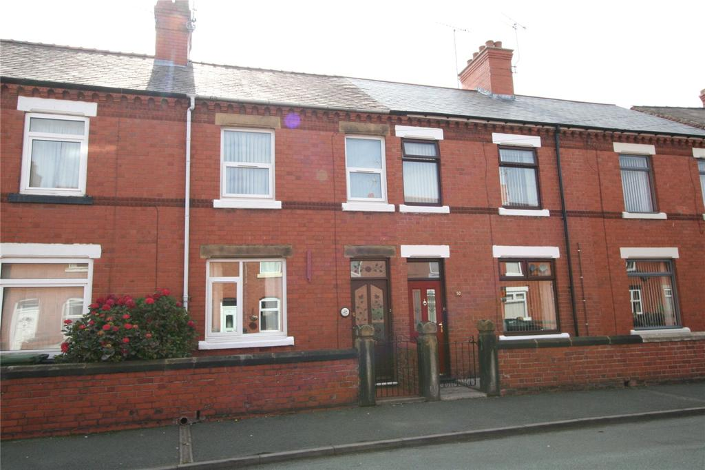 3 Bedrooms Terraced House for sale in Edward Street, Wrexham, LL13