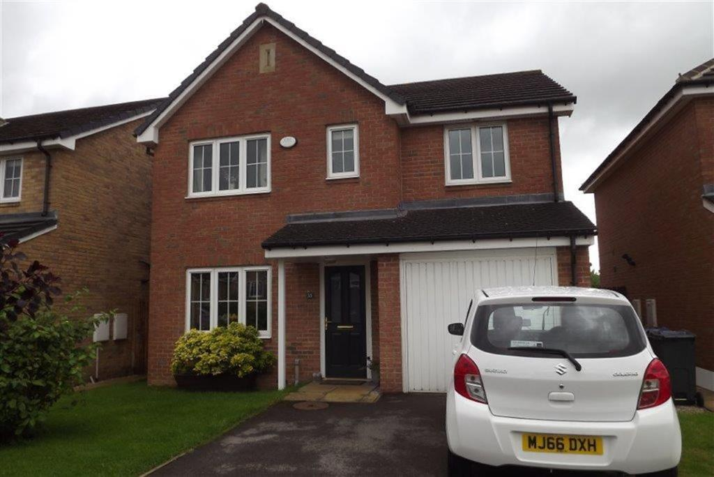 4 Bedrooms Detached House for sale in Lyndhurst Bank, Penistone, S36