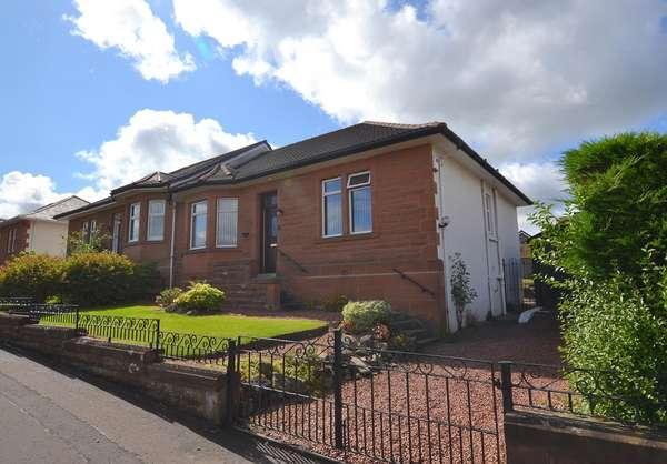 3 Bedrooms Semi Detached Bungalow for sale in 66 East Kilbride Road, Rutherglen, Glasgow, G73 5DP