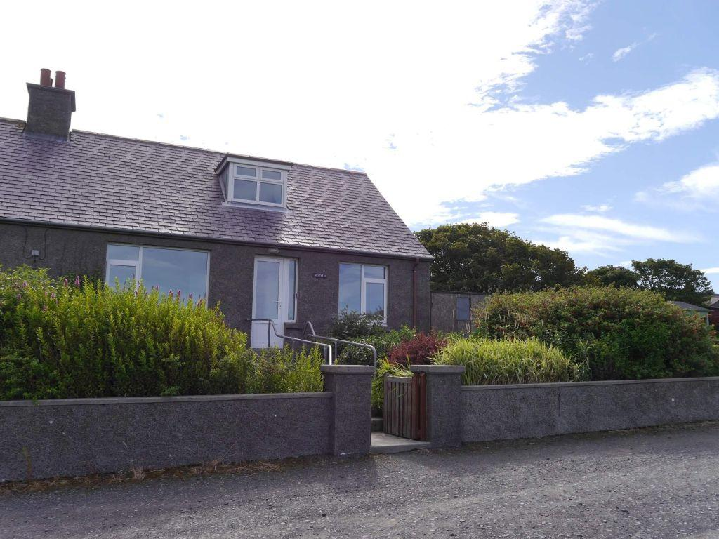 2 Bedrooms Semi Detached House for sale in Morven, Holm Branch Road, Kirkwall