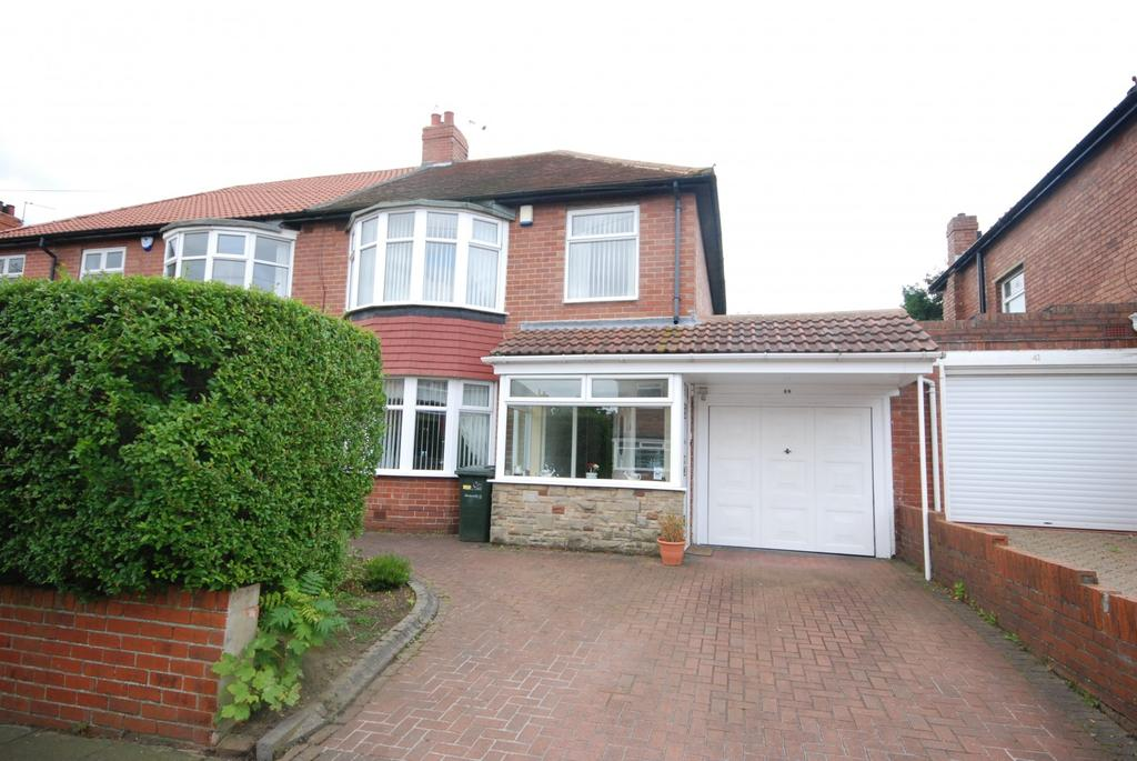 3 Bedrooms Semi Detached House for sale in The Riding, Kenton