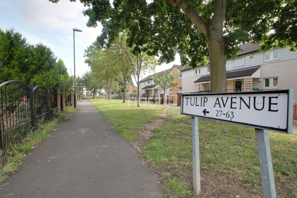3 Bedrooms Terraced House for sale in Tulip Avenue, St Anns