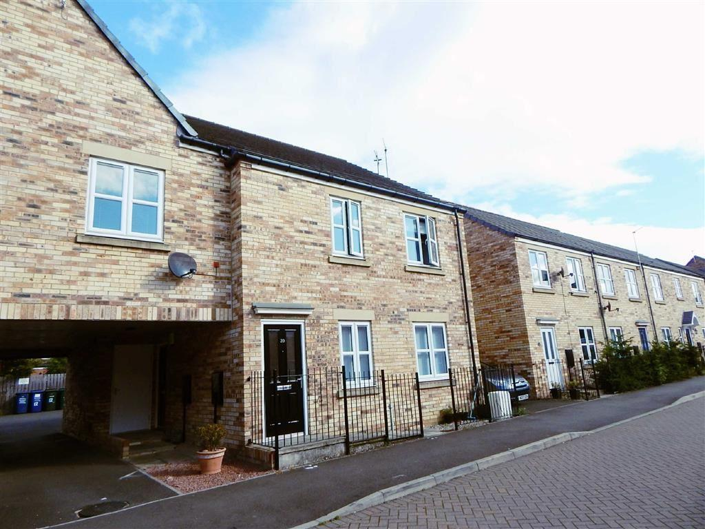 2 Bedrooms Apartment Flat for sale in Wyedale Way, Walkergate, Newcastle Upon Tyne, NE6