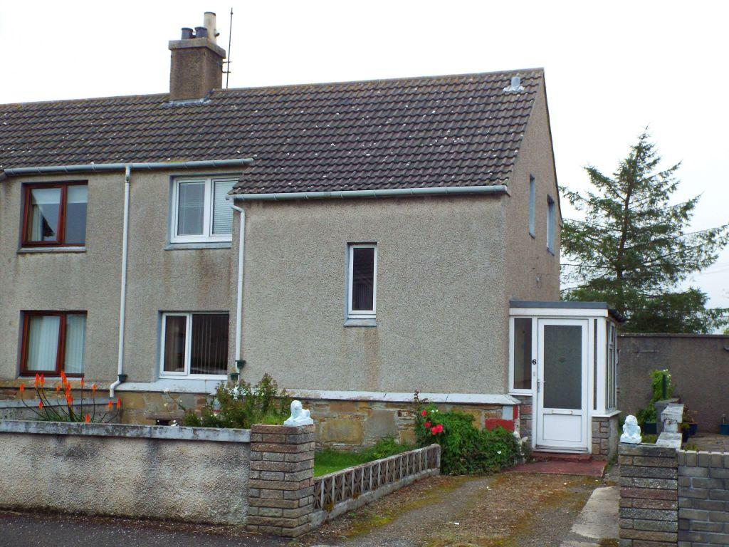 2 Bedrooms Semi Detached House for sale in 6 Sinclair Lane, Halkirk