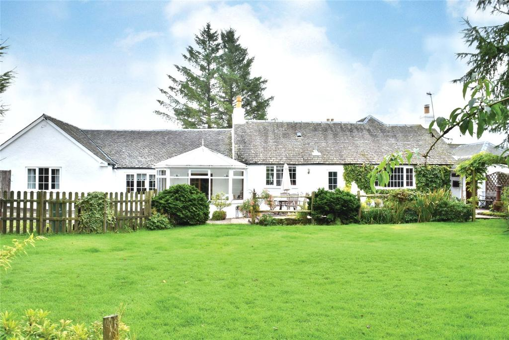 4 Bedrooms Detached House for sale in Douchlage Cottage, Balfron Station, Glasgow