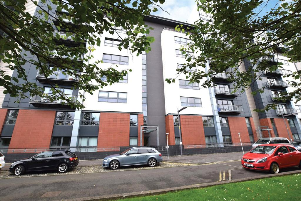 2 Bedrooms Apartment Flat for sale in 1/2, Glasgow Harbour Terrace, Glasgow Harbour, Glasgow