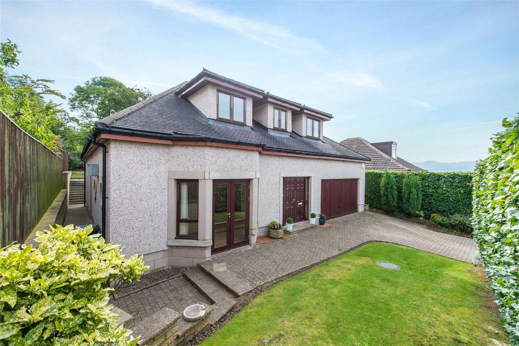 4 Bedrooms Detached House for sale in Kaimes Road, Edinburgh, Midlothian