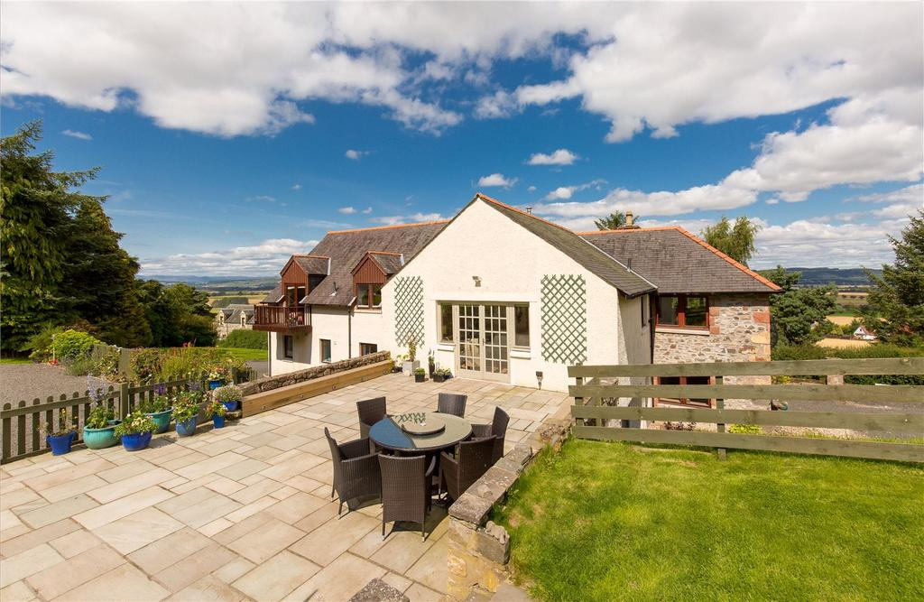 4 Bedrooms Unique Property for sale in Glenfoot House, Abernethy, Perthshire, PH2
