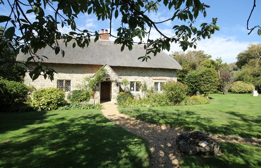 3 Bedrooms Cottage House for sale in Shorwell, Isle Of Wight