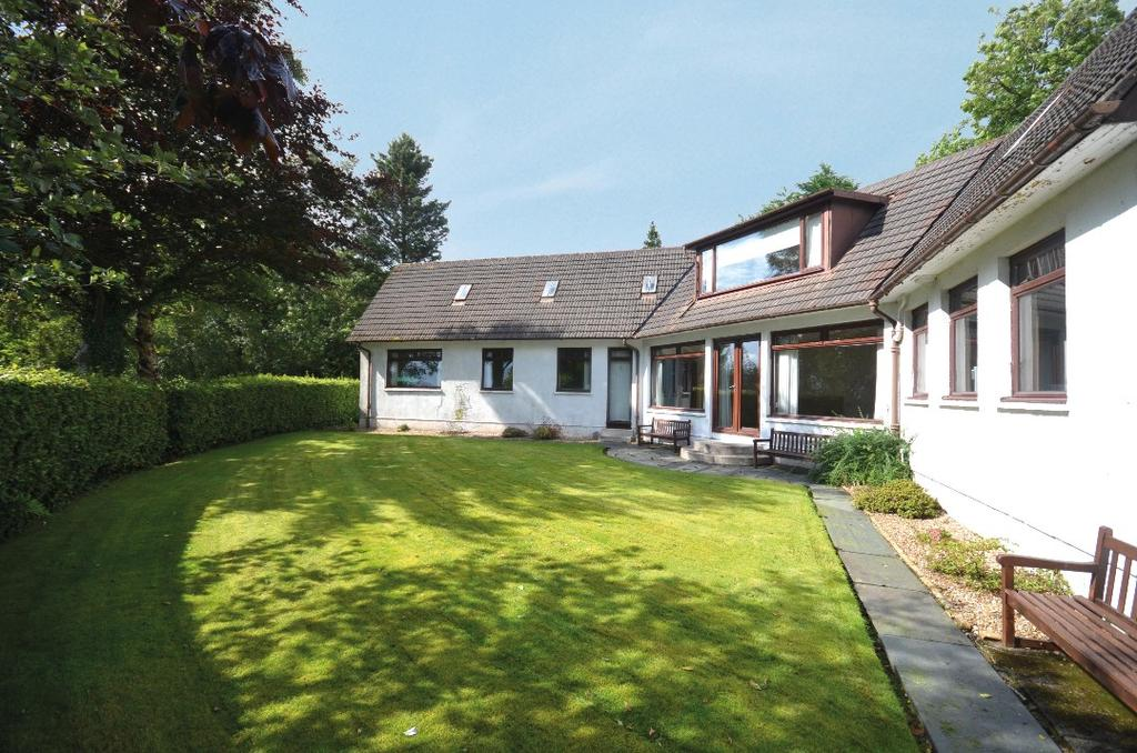 4 Bedrooms Detached House for sale in Milton Brae, Milton, Dumbarton, G82 2TX