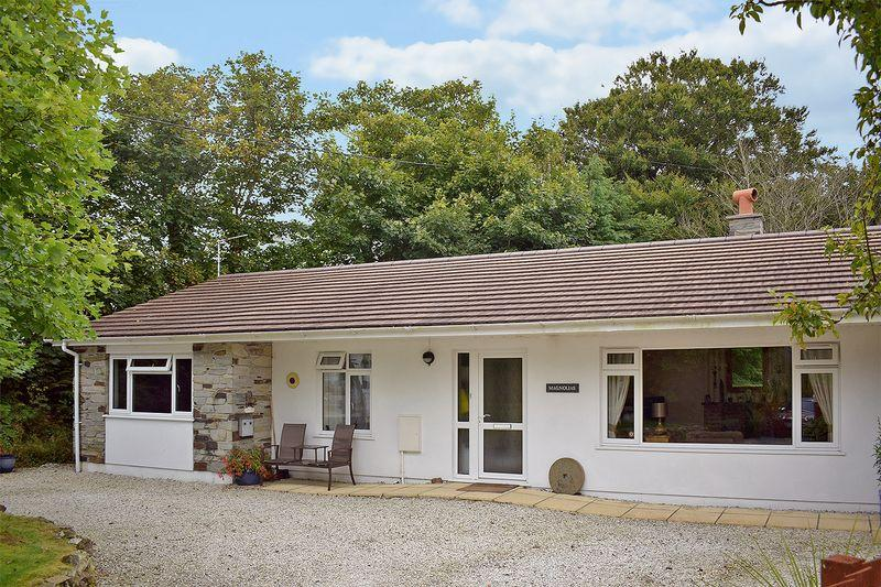 3 Bedrooms Detached Bungalow for sale in St Cleer, Liskeard