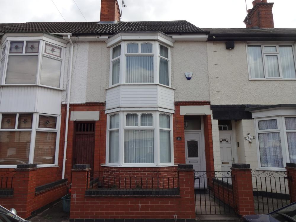 3 Bedrooms Terraced House for sale in Freeman Road North, Leicester, Leicestershire