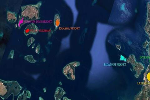Land  - / Tanah di jual di Pulau Suleman, Nusa Tenggara Timur
