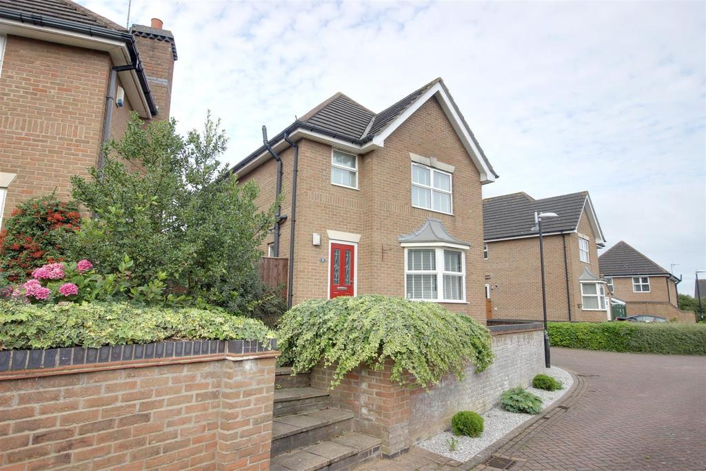 3 Bedrooms Detached House for sale in Oak Hill, Willerby, Hull
