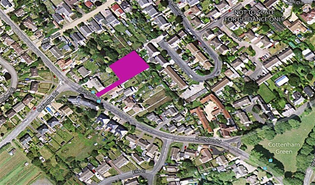 Land Commercial for sale in Rampton Road, Cottenham, Cambridge