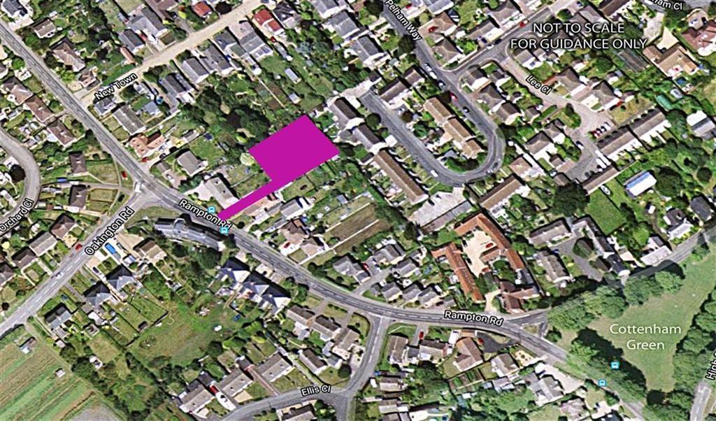 Land Commercial for sale in Rampton Road, Cottenham, Cambridge
