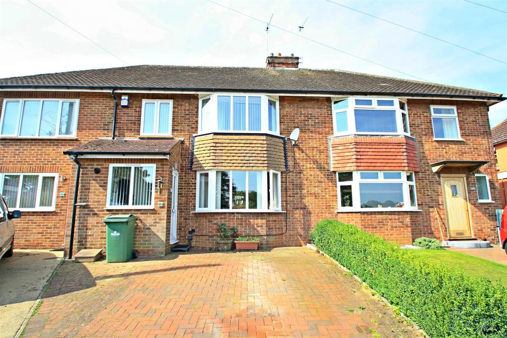 3 Bedrooms Terraced House for sale in Pinewood Drive, Bletchley