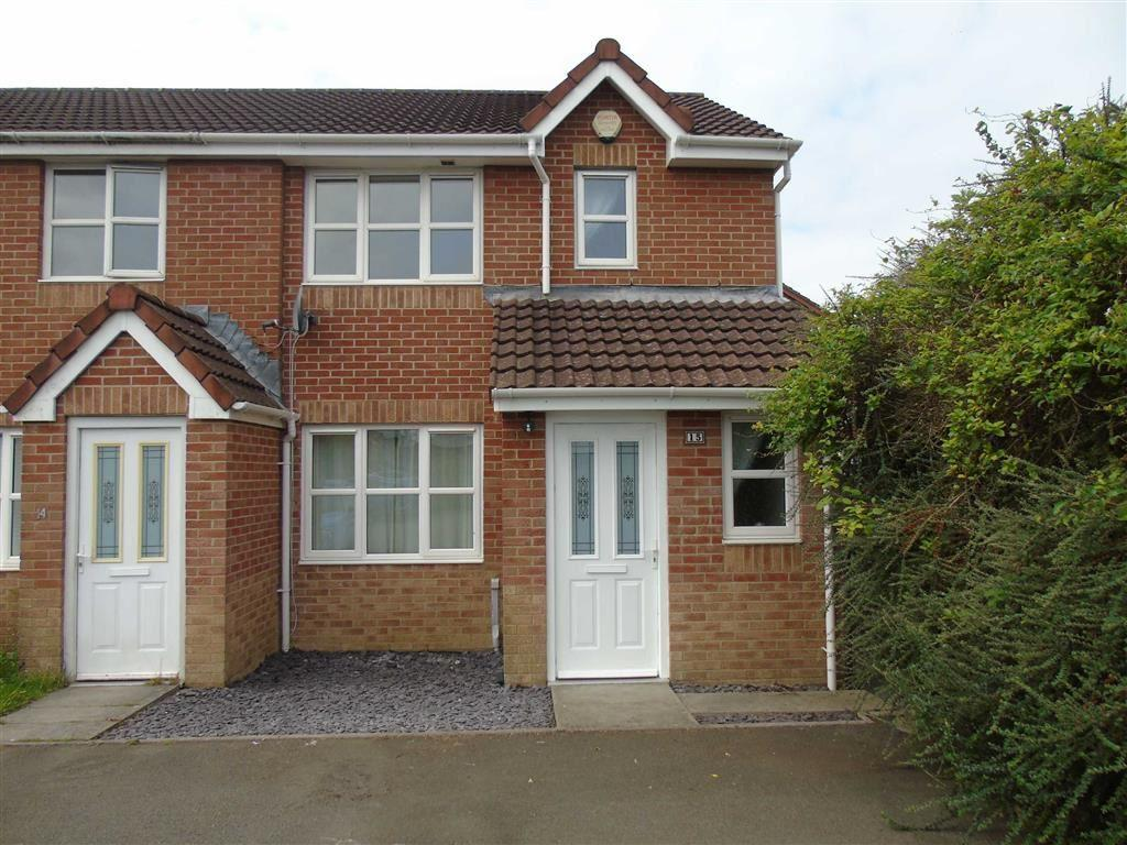 3 Bedrooms End Of Terrace House for sale in Croeso'r Gwanwyn, Llansamlet, Swansea
