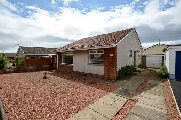 2 Bedrooms Detached Bungalow for sale in 35 Montfode Court, Ardrossan, KA22 7NJ