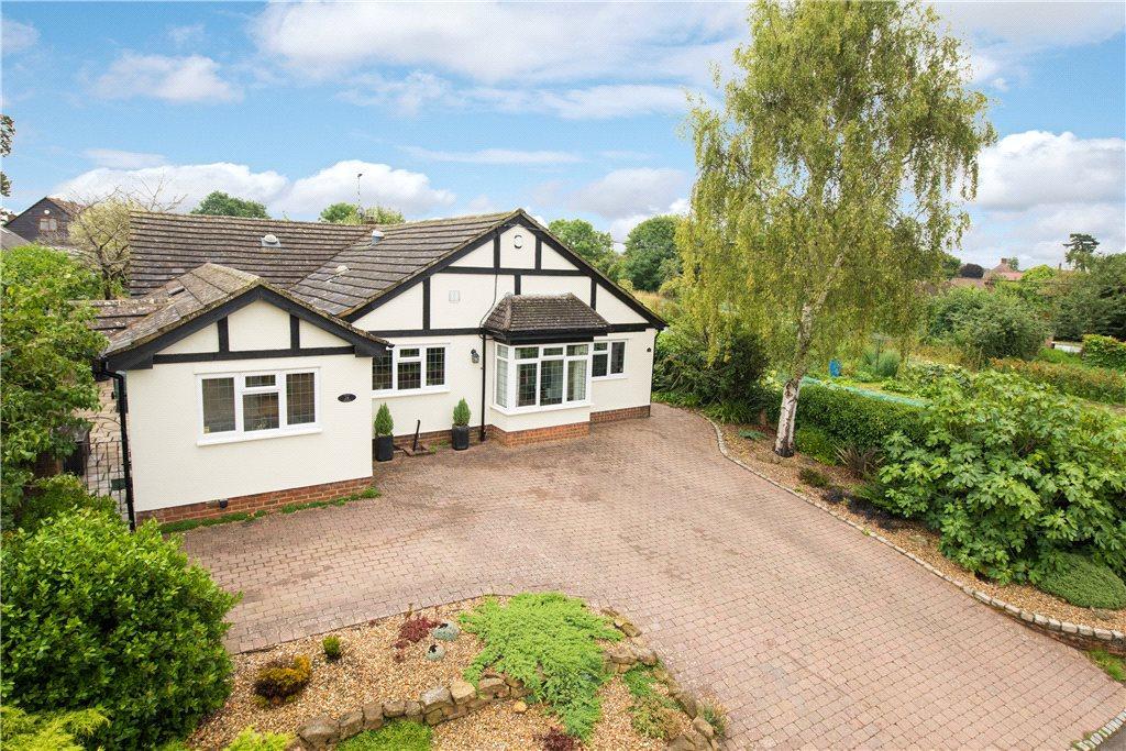 4 Bedrooms Detached Bungalow for sale in High Street, Burcott, Leighton Buzzard, Buckinghamshire