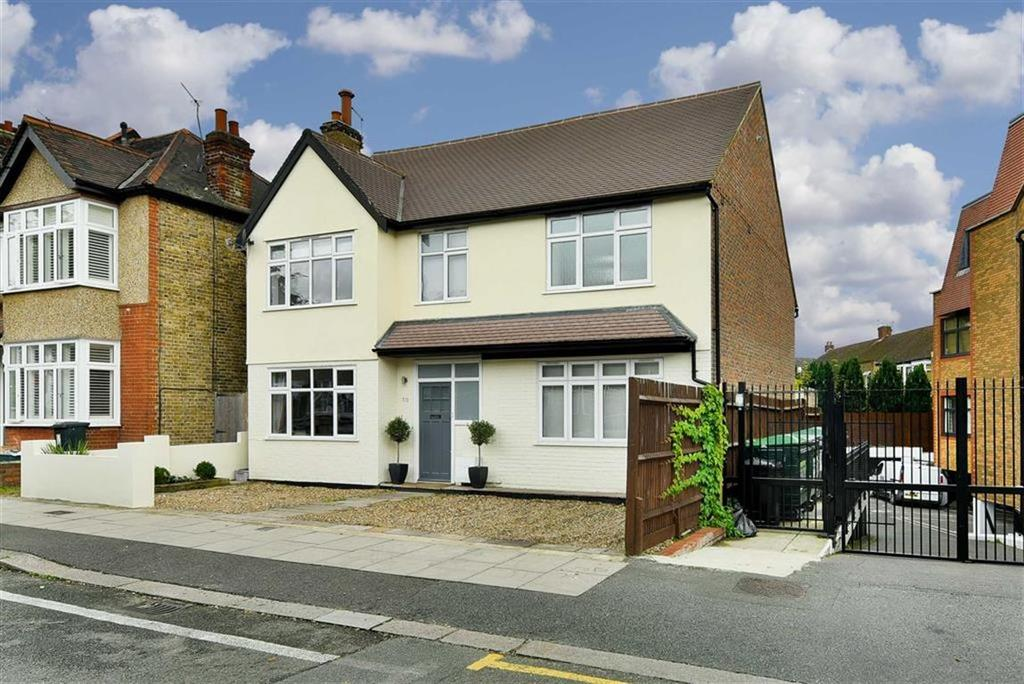 5 Bedrooms Detached House for sale in Belmont Avenue, New Malden, Surrey
