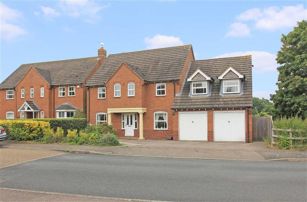 4 Bedrooms Detached House for sale in Old Charity Farm, Stoughton, Leicester