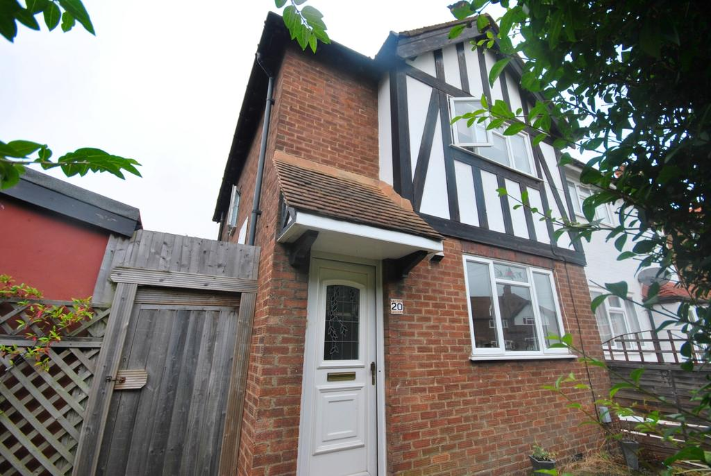 3 Bedrooms End Of Terrace House for sale in Alwold Crescent SE12