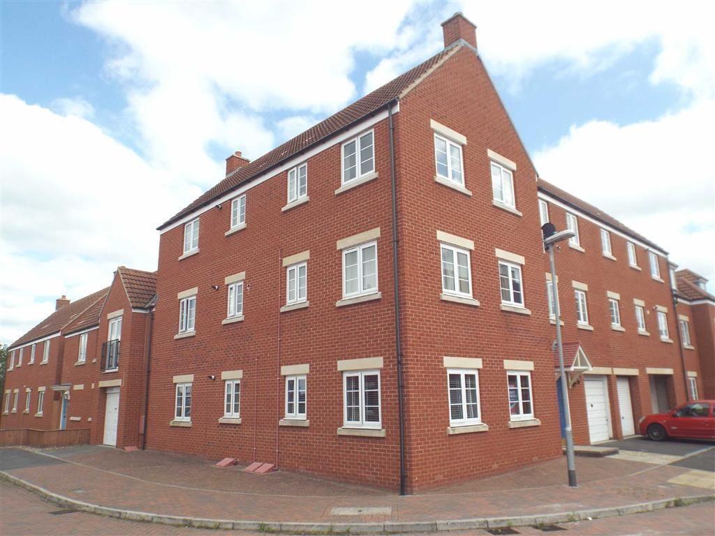 2 Bedrooms Flat for sale in Marconi Drive, Highbridge