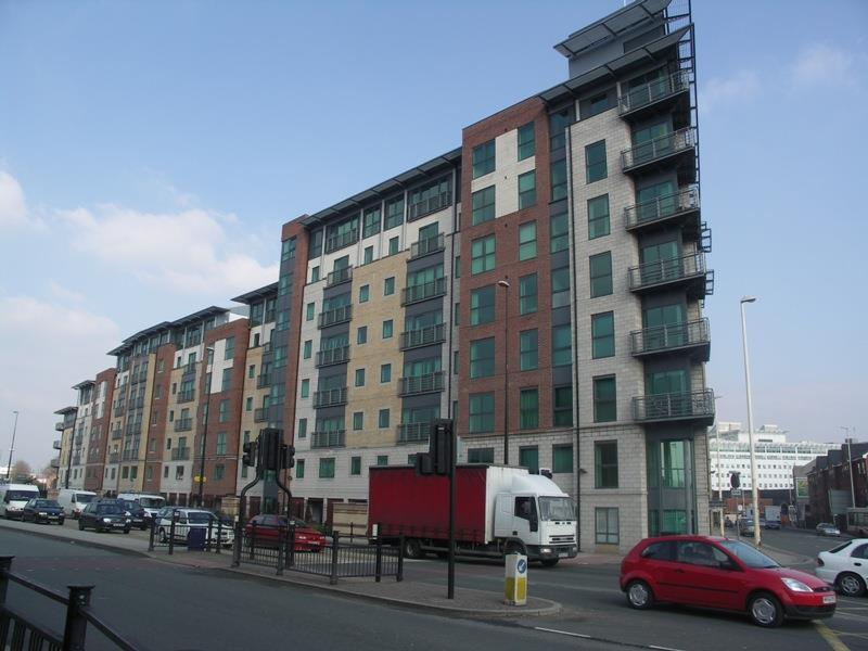 2 Bedrooms Apartment Flat for sale in City Point 2, Chapel Street