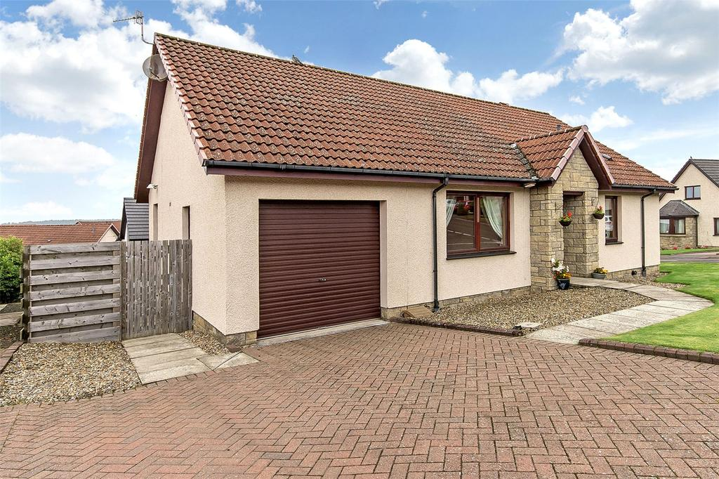 3 Bedrooms Detached Bungalow for sale in 55 David Douglas Avenue, Scone, Perth, PH2
