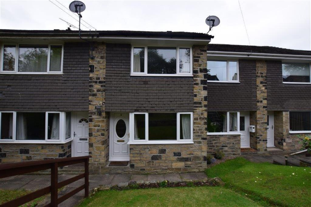 2 Bedrooms Terraced House for sale in Woodlands Close, Denby Dale, Huddersfield, HD8