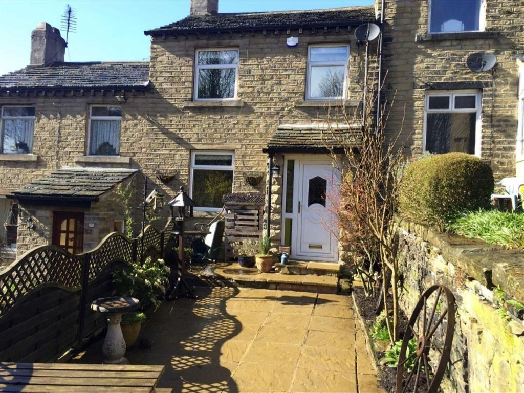 3 Bedrooms Terraced House for sale in North Road, Kirkburton, Huddersfield, HD8