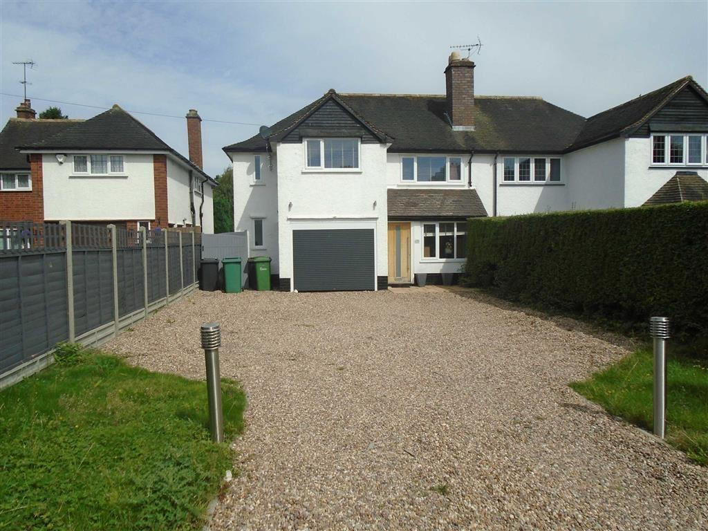 3 Bedrooms Semi Detached House for sale in Lutterworth Road, Whitestone, Nuneaton, Warwickshire, CV11