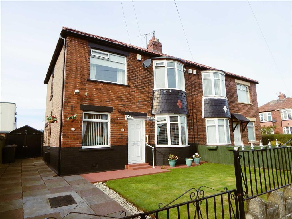 2 Bedrooms Apartment Flat for sale in Cleveland Gardens, Howdon, Tyne And Wear, NE28
