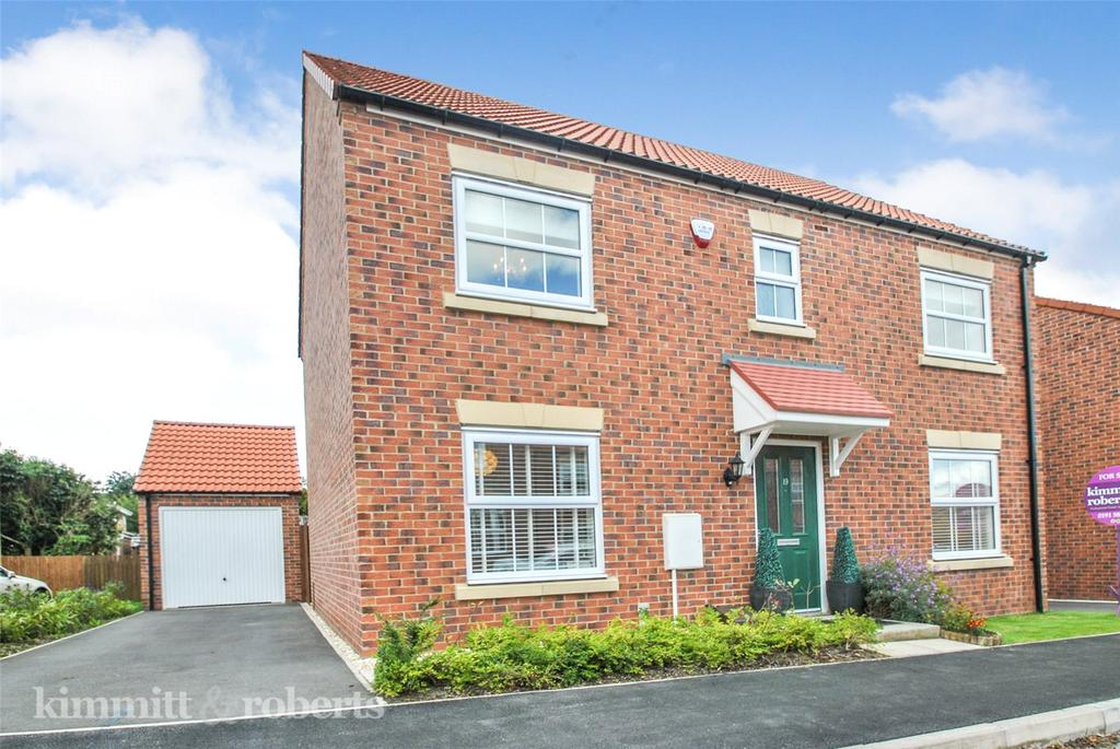 4 Bedrooms Detached House for sale in Greenfinch Road, Easington Lane, Tyne And Wear, DH5