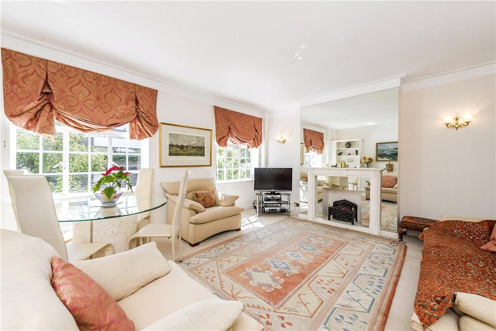 2 Bedrooms Apartment Flat for sale in Kings Court South, Chelsea Manor Gardens, London, SW3