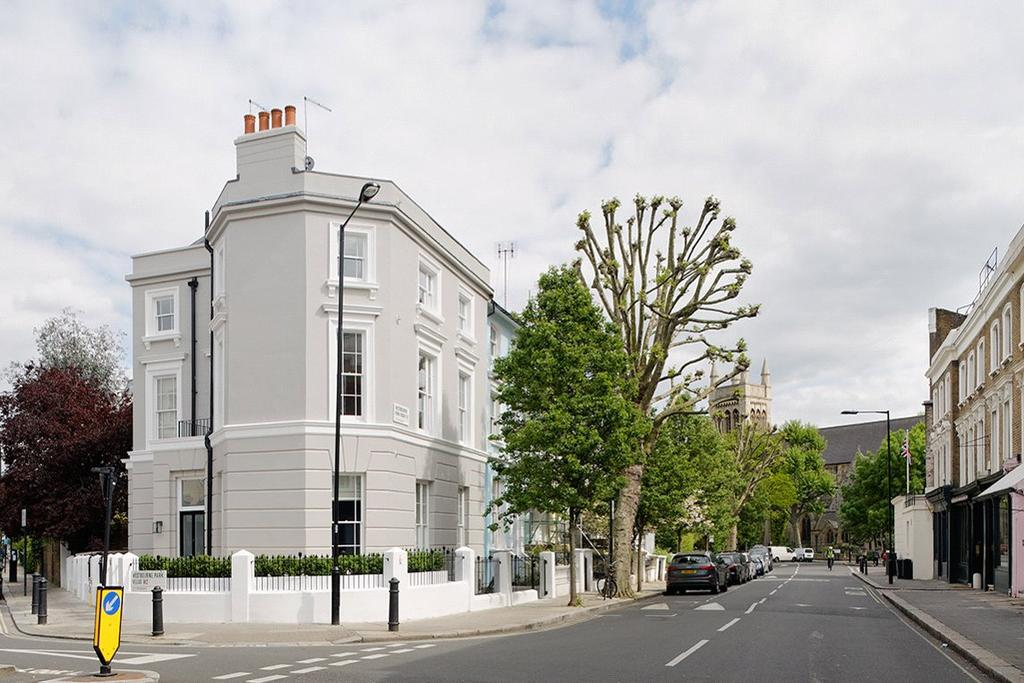 2 Bedrooms Apartment Flat for sale in Westbourne Park Villas, Bayswater, London, W2