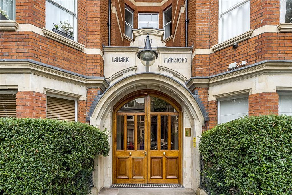 2 Bedrooms Apartment Flat for sale in Lanark Mansions, 12 Lanark Road, London, W9