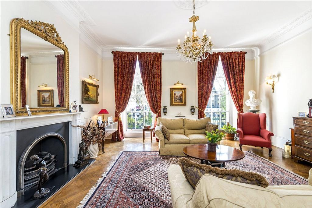4 Bedrooms Terraced House for sale in Connaught Square, London, W2