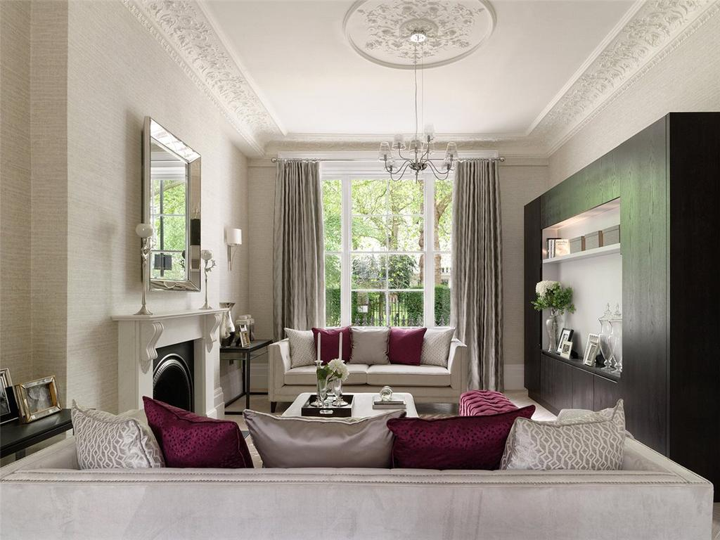 3 Bedrooms Apartment Flat for sale in Kensington Gardens Square, Bayswater, London, W2