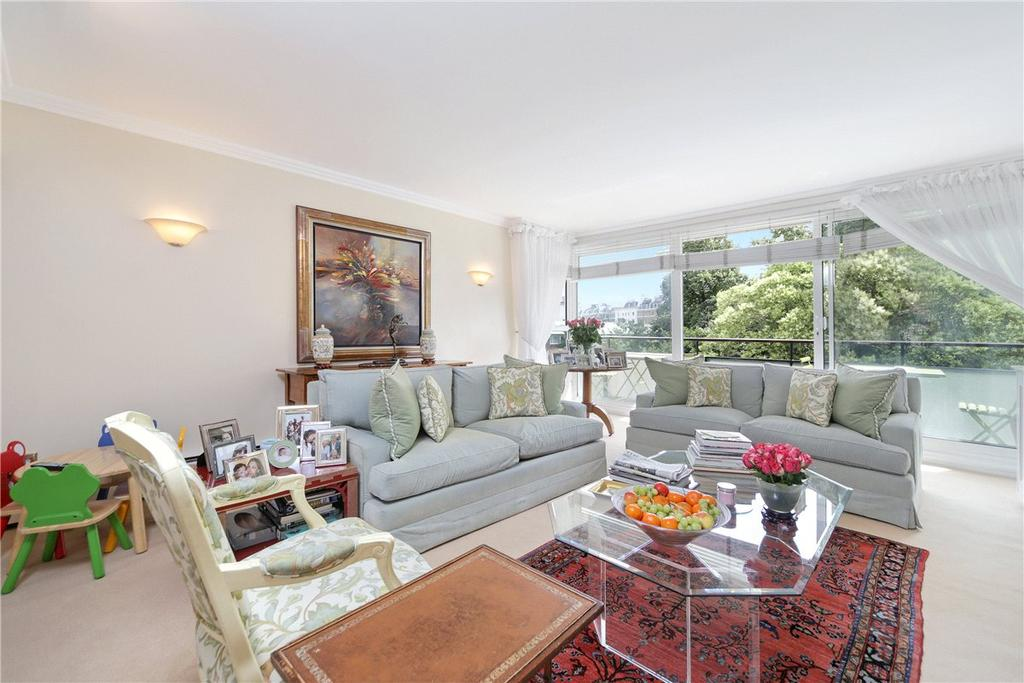 3 Bedrooms Apartment Flat for sale in Sussex Square, London, W2