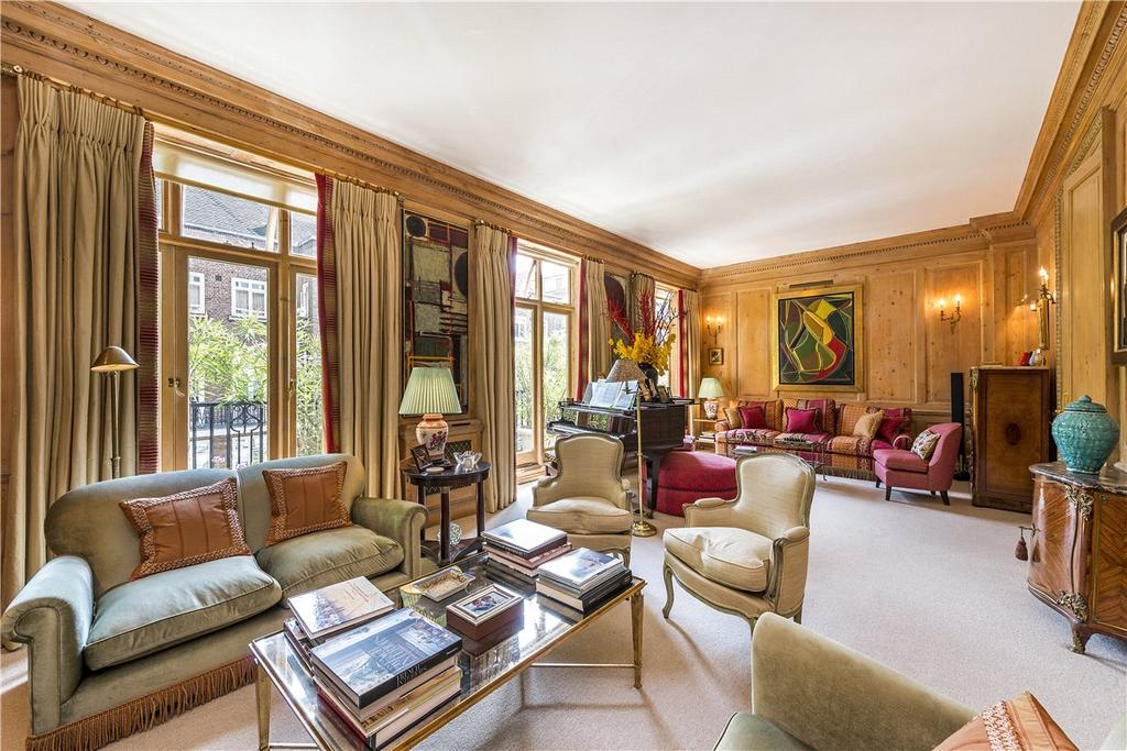 7 Bedrooms House for sale in Gloucester Square, London, W2
