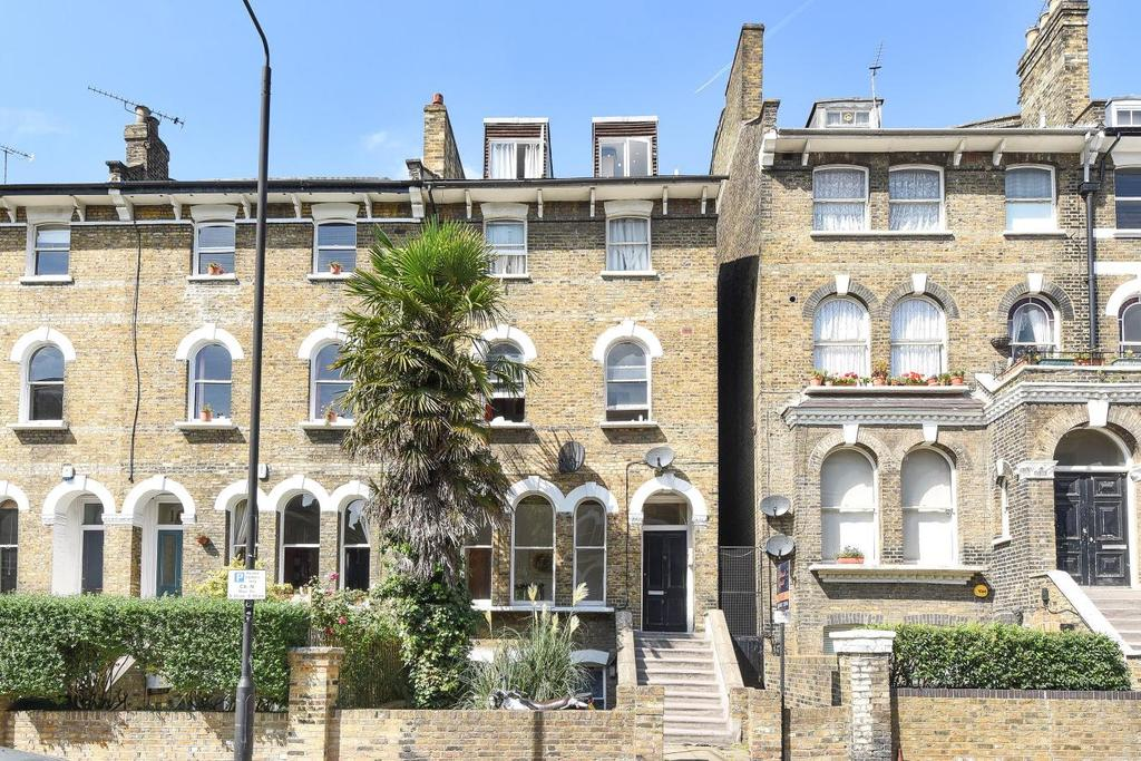2 Bedrooms Flat for sale in North Villas, Camden