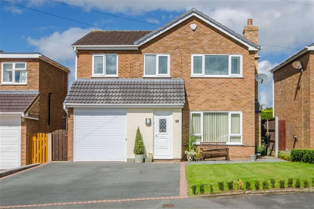4 Bedrooms Detached House for sale in Bishops Walk, St Asaph, St Asaph