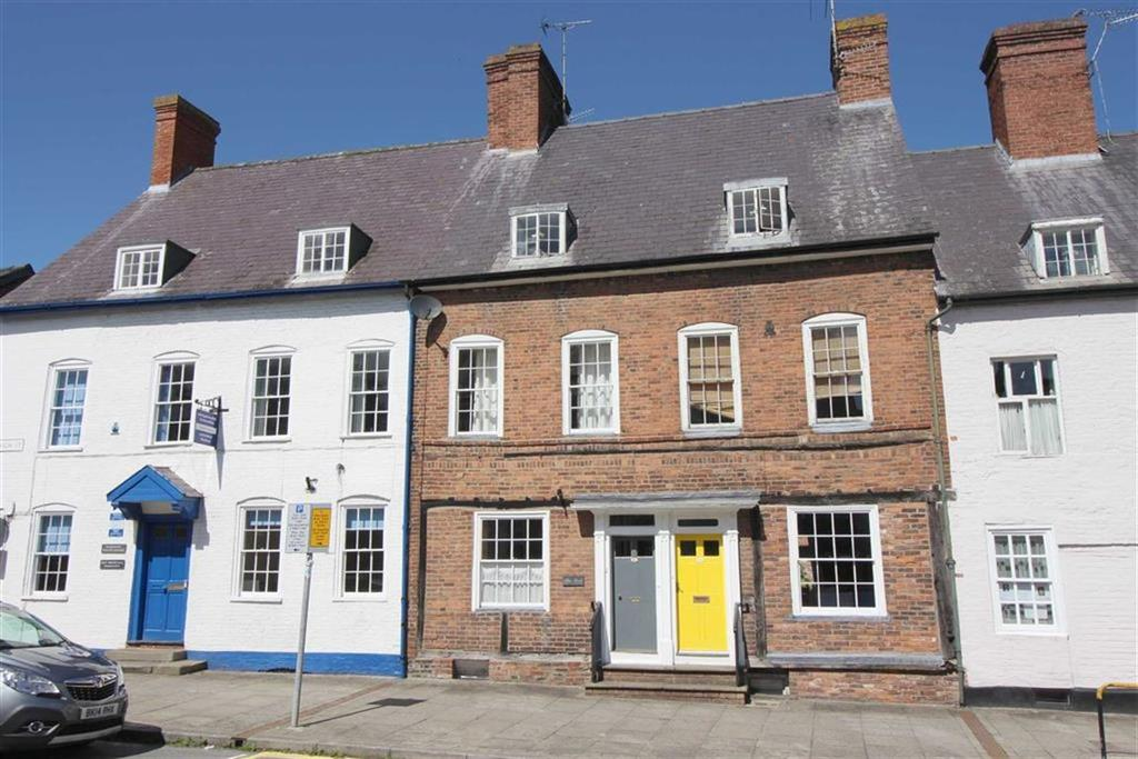 3 Bedrooms Terraced House for sale in Plas Coch, 21, High Street, Welshpool, Powys, SY21