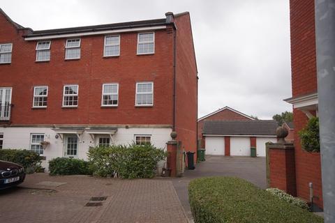4 bedroom townhouse to rent - Doe Close, Penylan, Penylan, Cardiff CF23