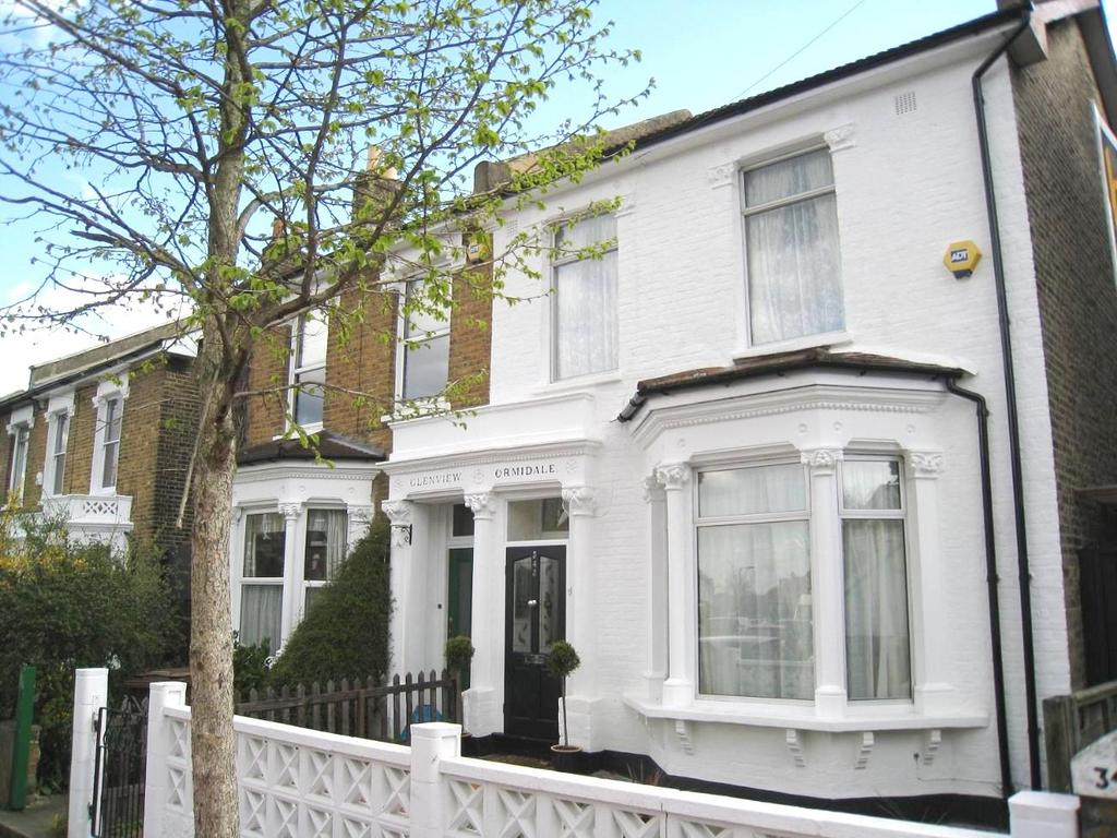 4 Bedrooms Semi Detached House for sale in Crystal Palace Road East Dulwich SE22