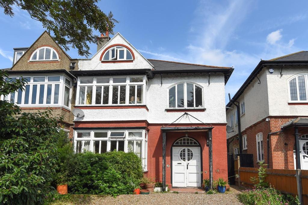 2 Bedrooms Flat for sale in Prentis Road, Streatham