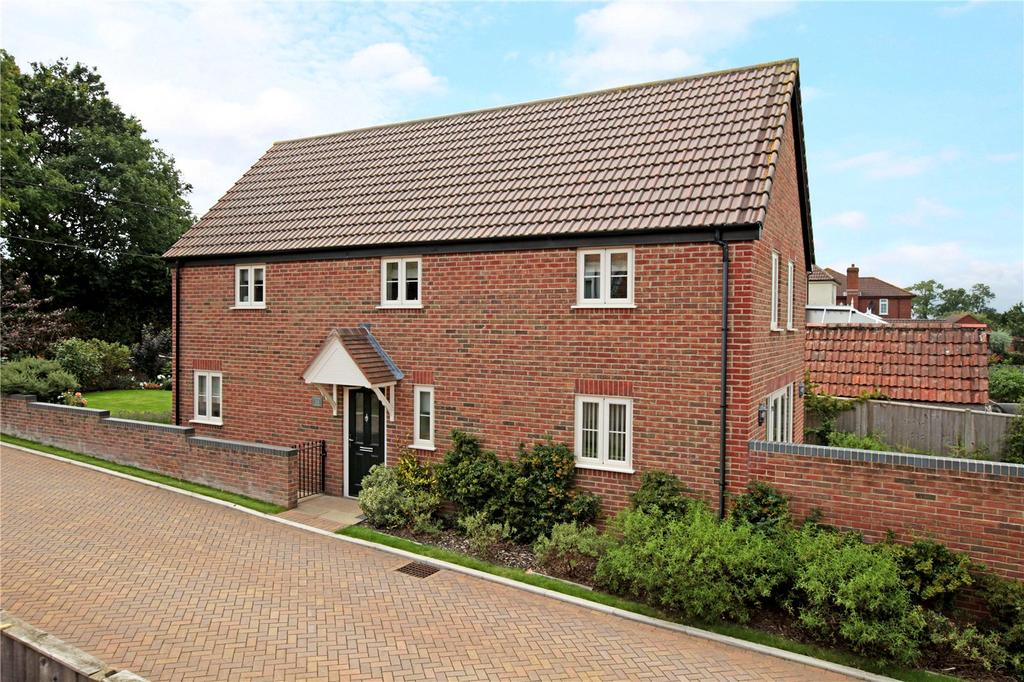 4 Bedrooms Detached House for sale in Primrose Lane, Yeovil, Somerset