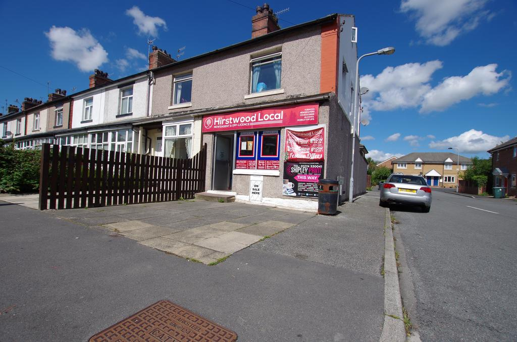 2 Bedrooms End Of Terrace House for sale in HIRST WOOD ROAD, SHIPLEY,, BRADFORD BD18 4BU